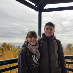slovak tatry in the horizon