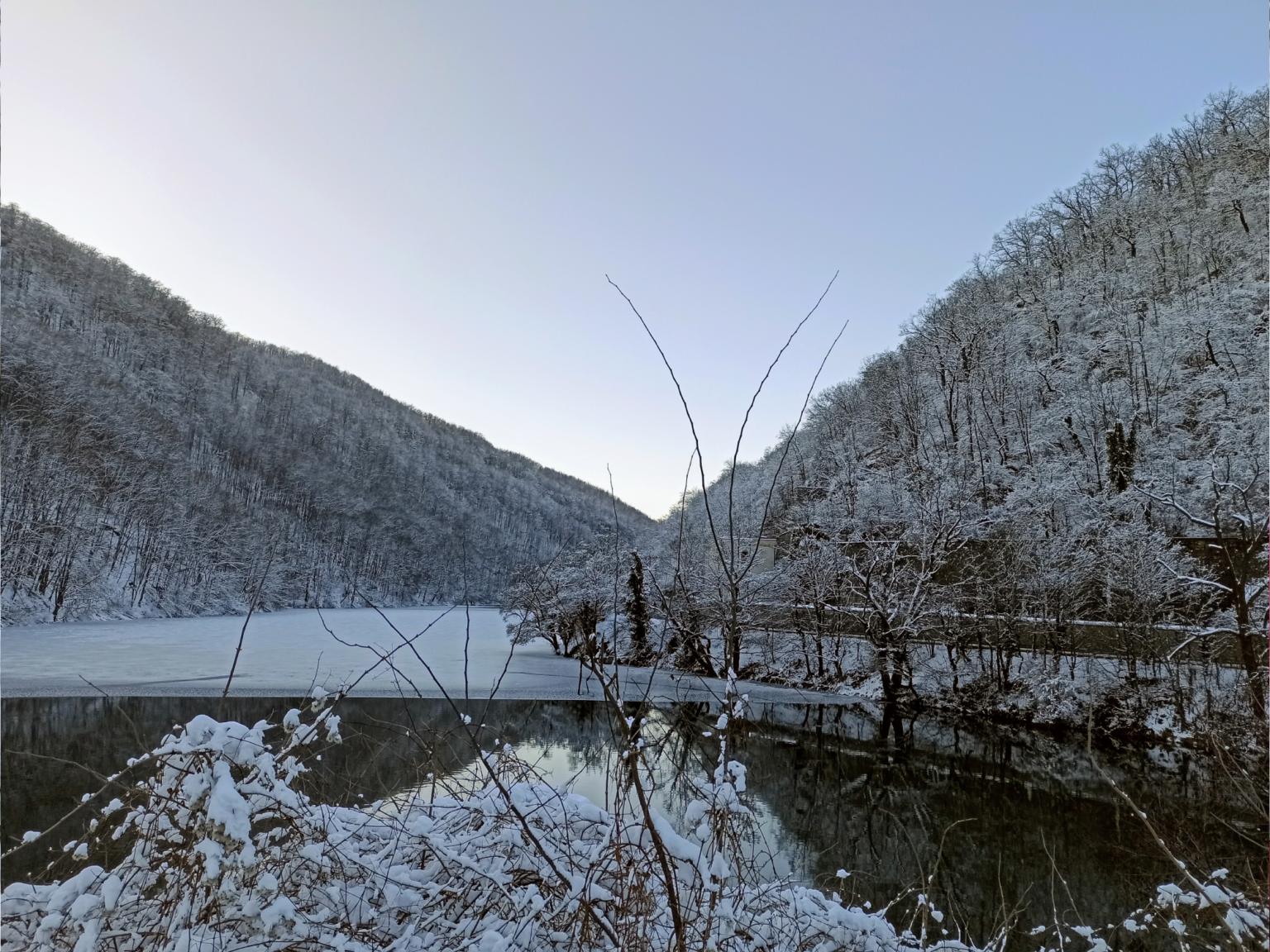 Lillafüred valley