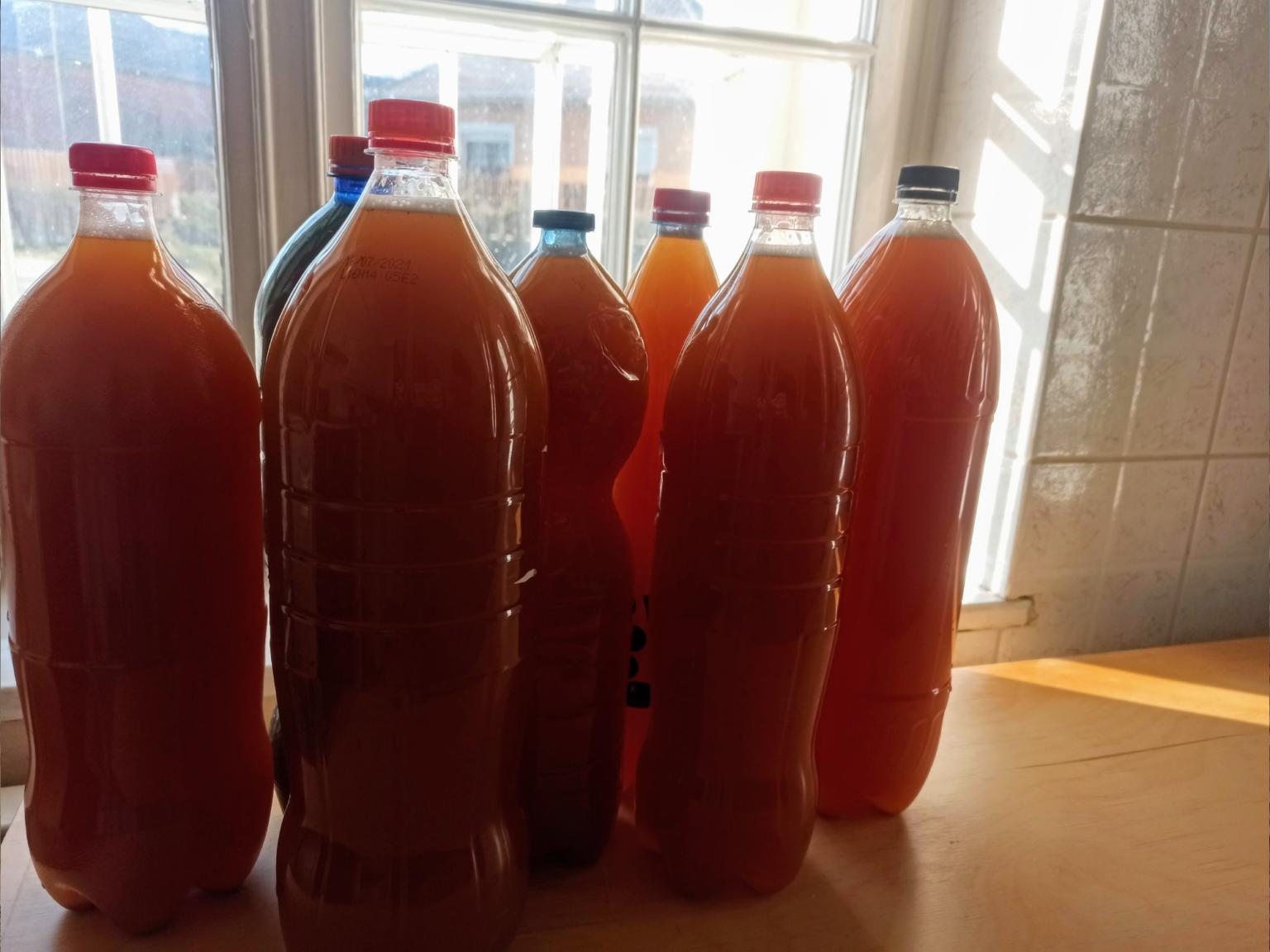 """18 liters of """"Gira"""""""
